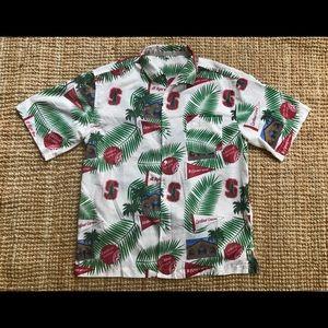 Stanford Cardinals Hawaiian Shirt
